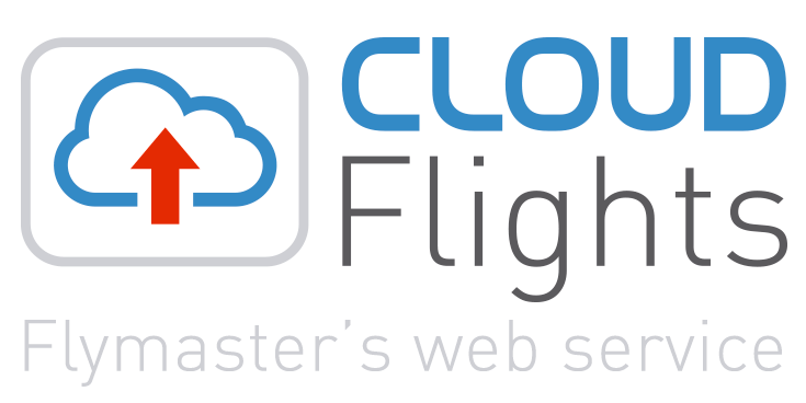 Cloud Flights Logo